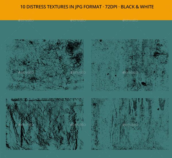 Beautiful Distress Texture Pack