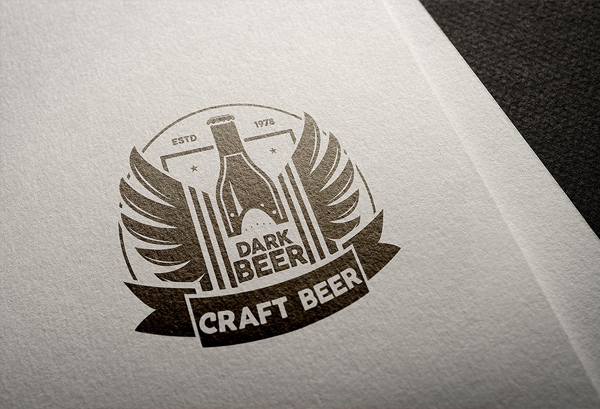 Beer Logo and Label Kit