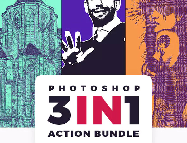 Best Photoshop Action Bundle