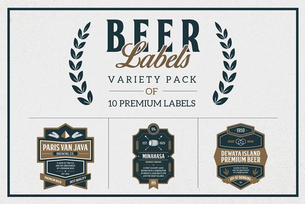 Best Premium Beer Labels
