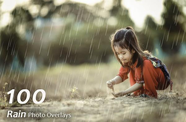 Best Rain Photo Overlays