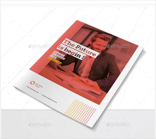 Company Profile Brochure