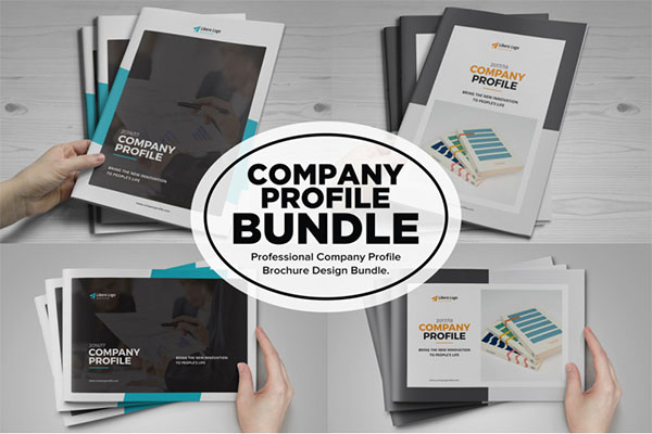 Company Profile Bundle