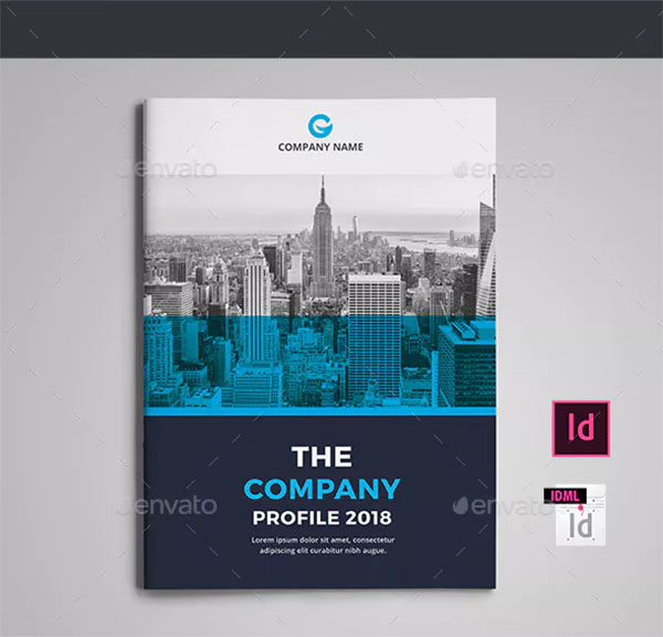 Company Profile PSD Brochure
