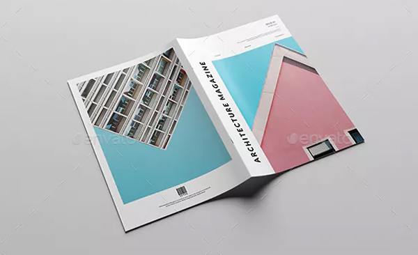 Creative Architecture Magazine Template