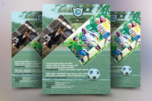 Creative Sports Flyer