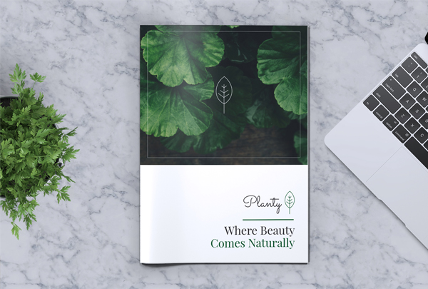 Decorative Plants Brochure