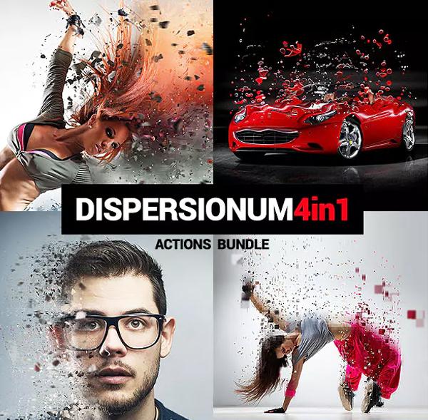 Dispersionum Actions Bundle