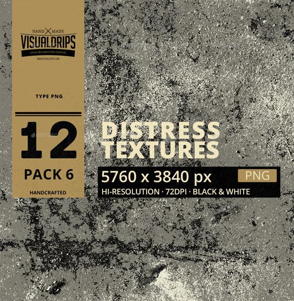 Distress Texture Pack