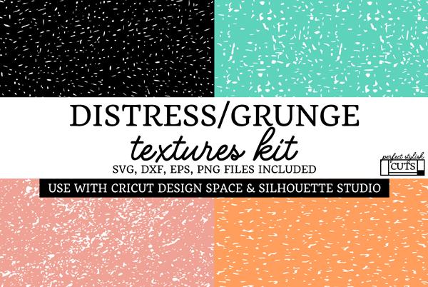 Distress and Grunge Textures Kit