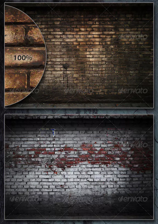 Distressed Background Textures Pack