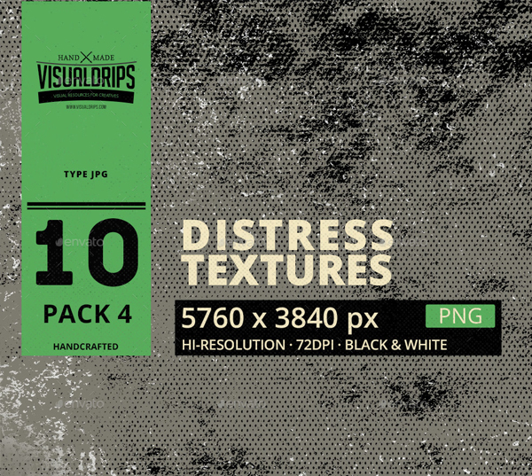 Distressed Texture Pack