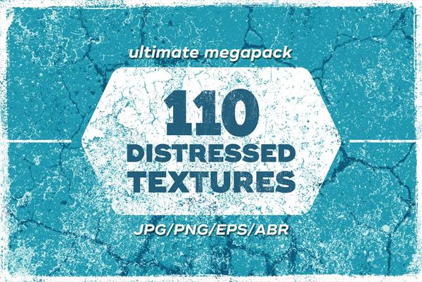 Distressed Textures Bundle