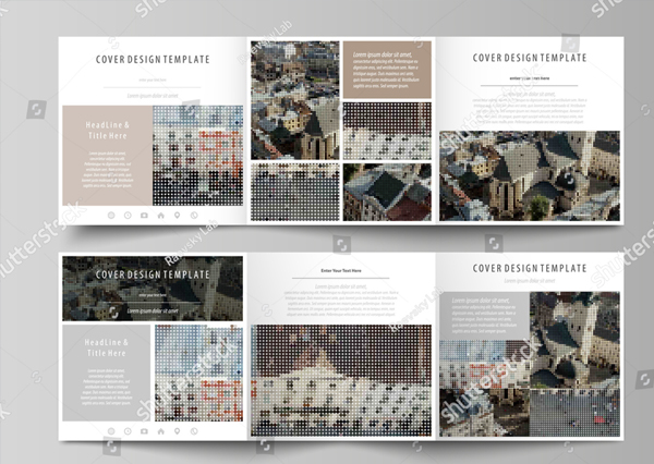 Easy Editable Architecture Magazine Template