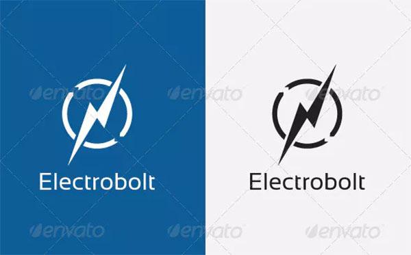 Electric Bolt Logo Design