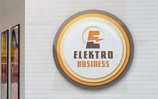 Electric Brand Logo