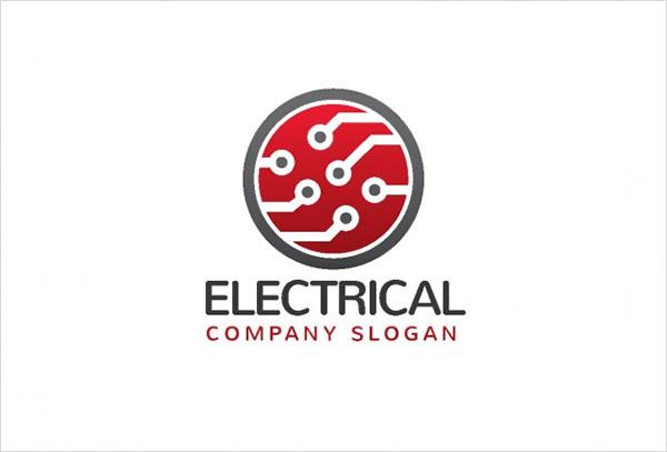 Electric Free Logo Design