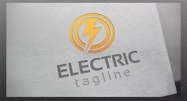 Electric Logo Templates