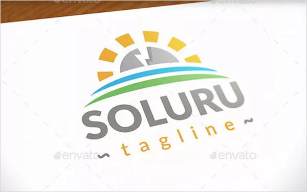 Electric Sun Logo
