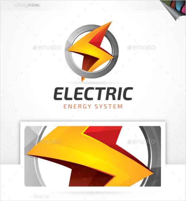 Electric Thunder Energy Logo