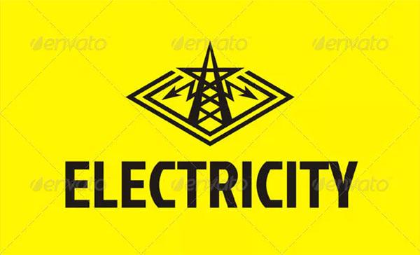 Electricity Logo Designs