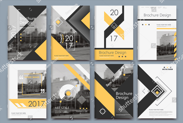 Elegant Minimal Architecture Magazine Template