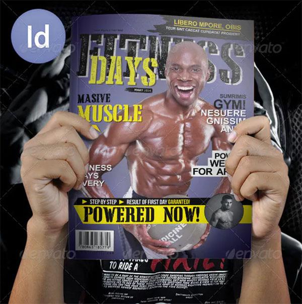 Fitness Day Magazine A4