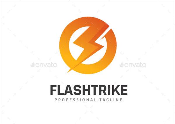 Flash Strike Electric Logo