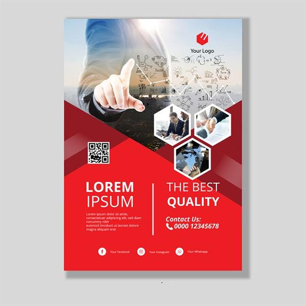 Free Company Business Brochure Template