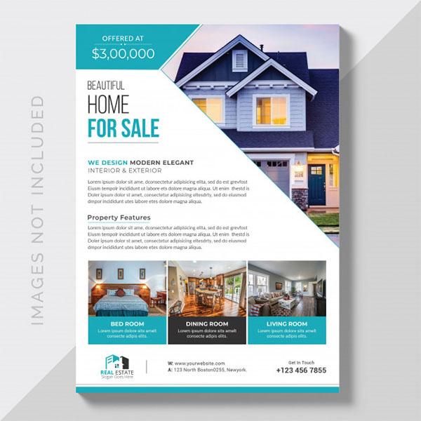 Free Company PSD Brochure