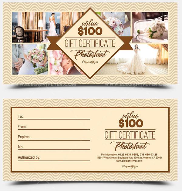 Free Dinner Certificate Template
