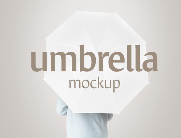 Free Download Umbrella Mockups