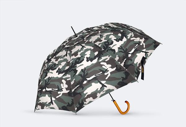 Free Photorealistic Umbrella Mockup