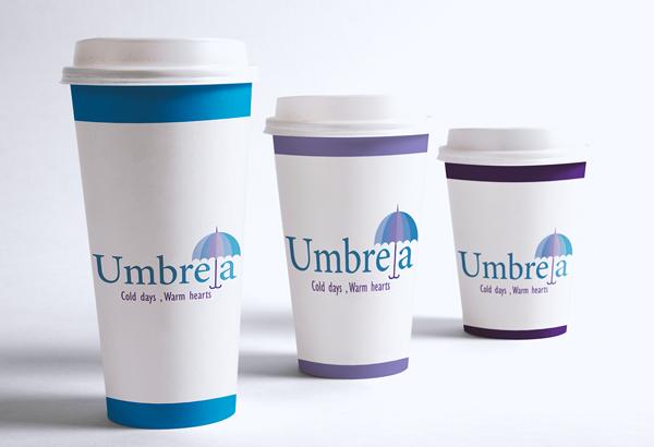 Free Umbrella Logo & Mockups