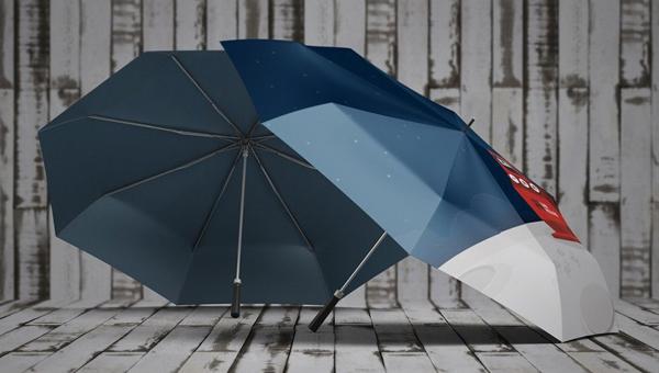Free Umbrella Mockups