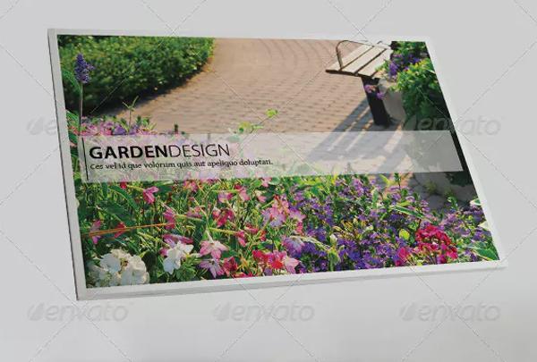 Garden Catalog Template