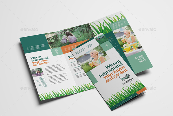 Gardening Service Templates Bundle