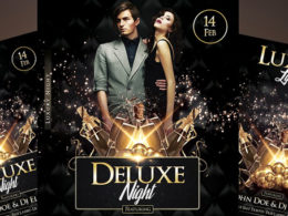Luxury Flyer Templates