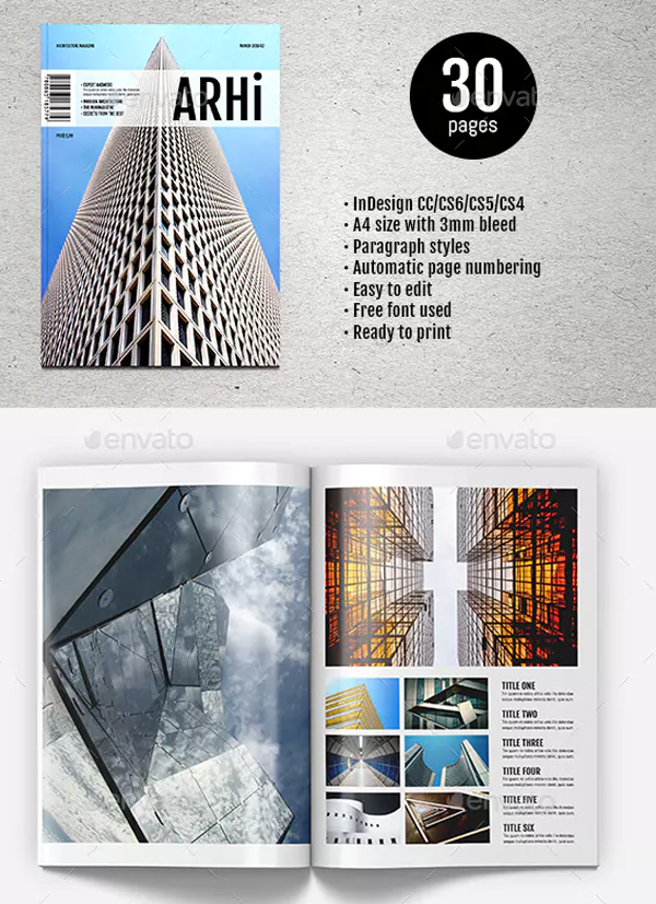 Minimal Modern Architecture Magazine