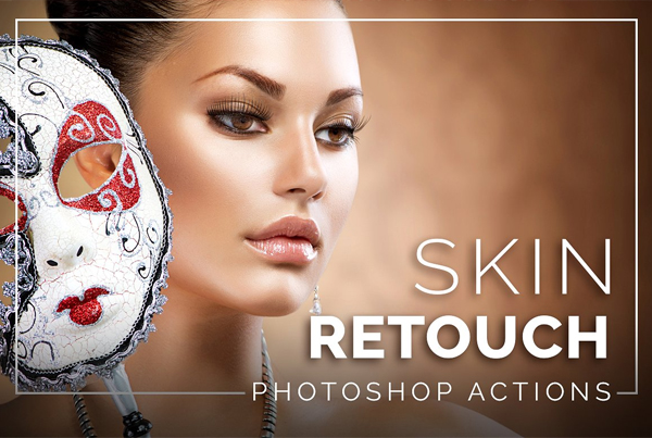Model Skin Retouch Photoshop Actions
