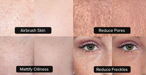 Model Skin Retouching Actions