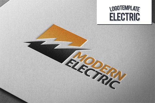 Modern Electrical Logo Templates