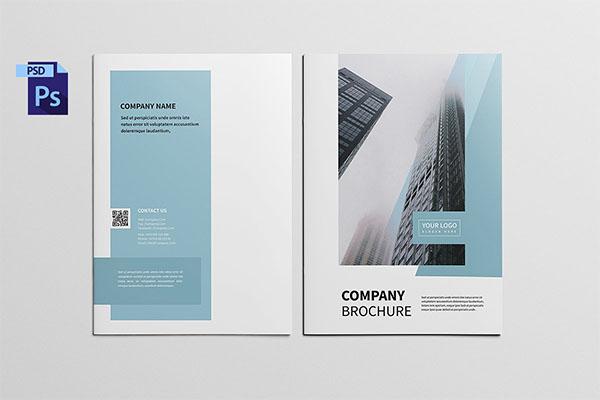 New Company Profile Brochure
