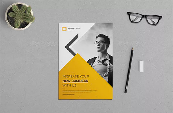 PSD Company Profile Brochure
