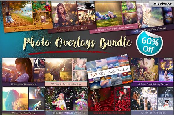 Photo Overlays Bundle