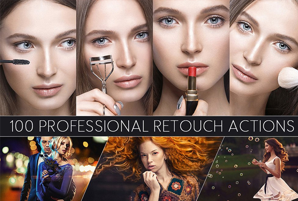 Professional Retouch Actions