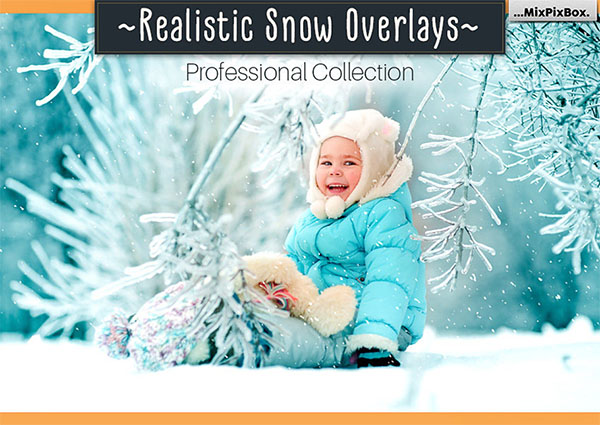 Realistic Snow Overlays