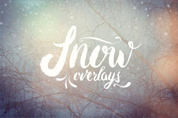 Snow PSD Overlays