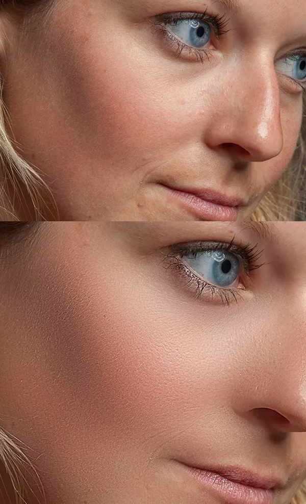 Ultimate Skin Retouch Photoshop Action