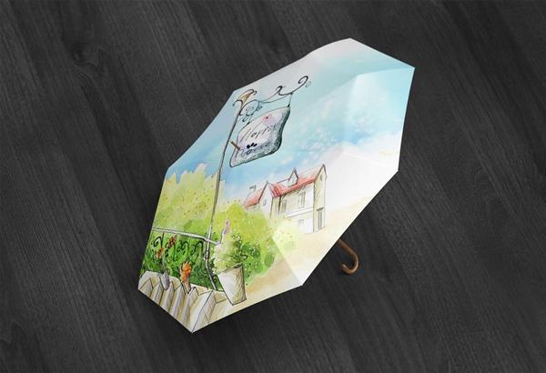 Umbrella Mock-Ups